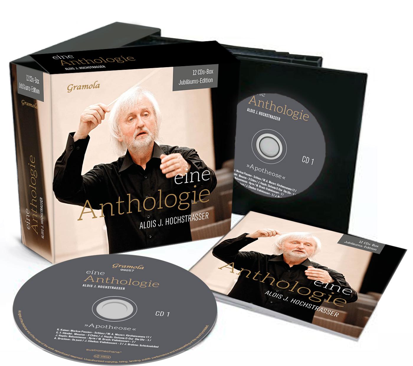 Neu: Jubiläums CD-Box